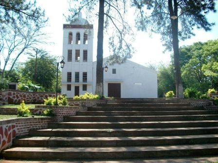 Paraguay: hallan restos de un templo jesuita del s.XVII O_1347389886